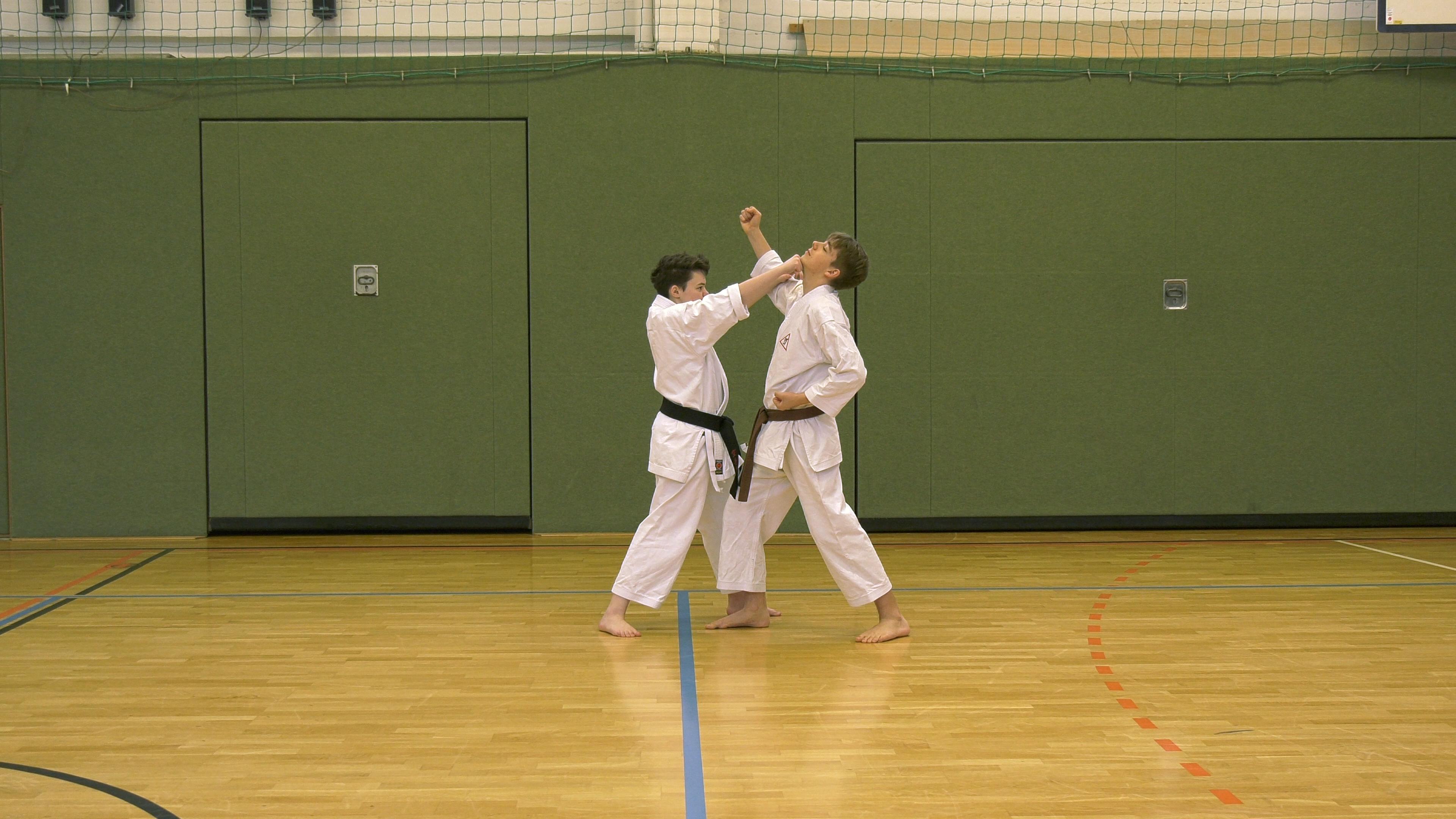 Course Image Kumite Kata nach Azato